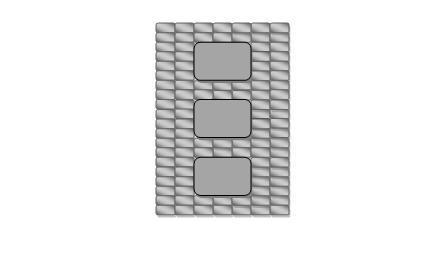 połączenia kostki brukowej z płytami betonowymi