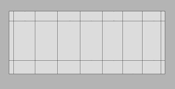 Kostka brukowa - Wiązanie liniowe
